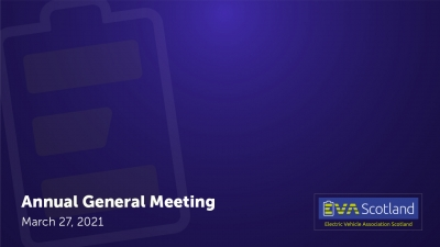 Annual General Meeting (March 2021)