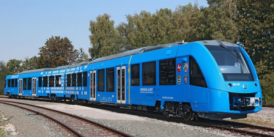 Hydrogen Electric Trains in the UK