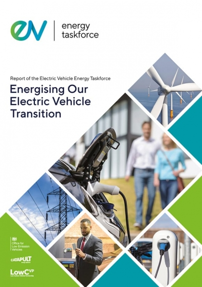 EVA Scotland join EV Energy Taskforce Working Group 2