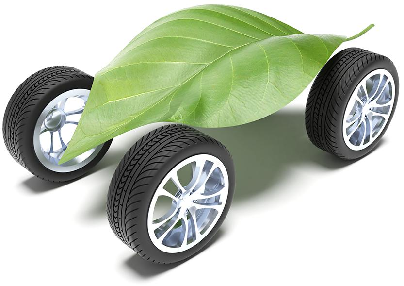Leaf on Wheels