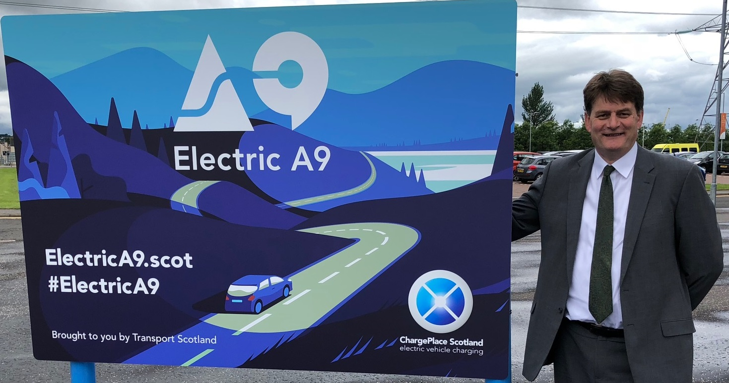 Electric A9 Launch