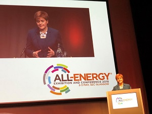 All-Energy Conference 2018