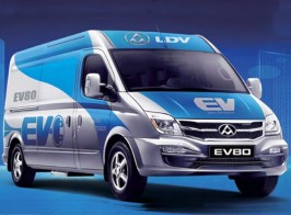 LDV electric at Websters
