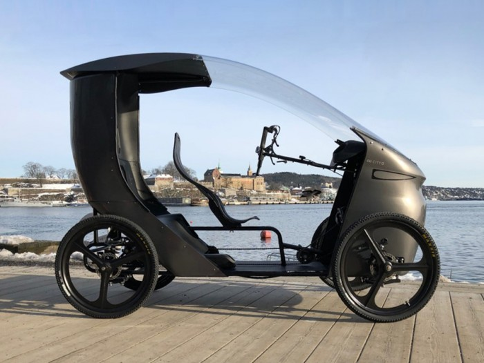 The future of personal transport?